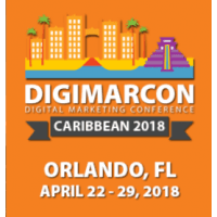 logo DigiMarCon Caribbean 2018 - Digital Marketing Conference At Sea