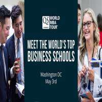 logo QS World MBA Tour: DC's Largest MBA And Networking Event