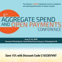 logo 9th Aggregate Spend and Open Payments Conference