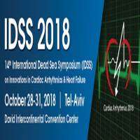 logo 14th International Dead Sea Symposium, October 28-31, 2018, Tel-Aviv