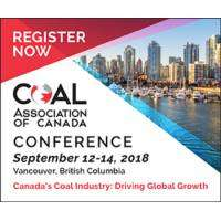 logo Coal Association of Canada National Conference, Vancouver 2018