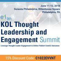 logo 9th KOL Thought Leadership and Engagement Summit