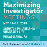 logo Maximizing Investigator Meetings