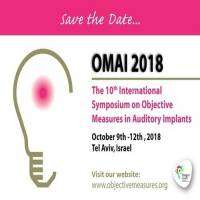 logo OMAI 2018 - Tel-Aviv October, 9-12