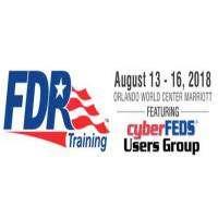 logo Federal Dispute Resolution Training 2018