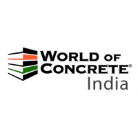 logo World of Concrete India
