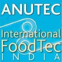 logo ANUTEC- International FoodTec India