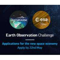 logo DigitalGlobe Earth Observation Challenge