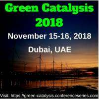 logo Annual Conference on Green Catalysis and Sustainable Energy