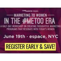 logo Marketing To Women In The #MeToo Era