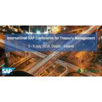 logo International SAP Conference for Treasury Management, Dublin, 3-5 July 2018