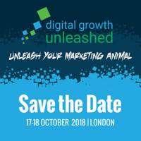 logo Digital Growth Unleashed London 2018