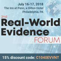 logo 2nd Real-World Evidence Forum