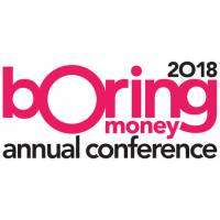 logo Boring Money Annual Conference, London, September 2018