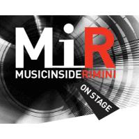 logo M.I.R. Music Inside Rimini