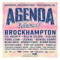 logo The Agenda Festival 2018 - Long Beach, CA