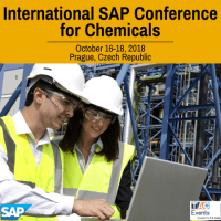 logo International SAP Conference for Chemicals, Prague, 2018