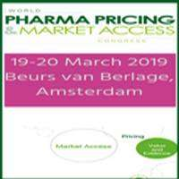 logo World Pharma Pricing and Market Access Congress 2019