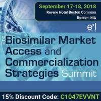 logo 2nd Biosimilar Market Access and Commercialization Strategies Summit