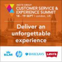 logo The Customer Service and Experience Summit Europe (18 - 19 Sep, London)