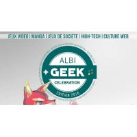 logo Albi Geek Celebration
