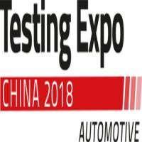 logo Testing Expo China - Automotive 2018 - Shanghai, China - 25-27 September