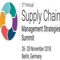 logo European Supply Chain Management Strategies Summit 2018, Berlin