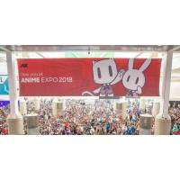 logo Anime Expo - AX