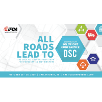logo International Foodservice Distributors Association - IFDA Distribution Solutions Conference