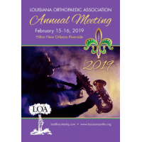 Louisiana Orthopaedic Association Society (LOA) Annual Scientific and Educational Meeting cover