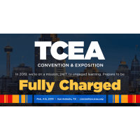 logo TCEA Convention & Exposition