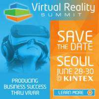logo Virtual Reality Summit - Seoul 2018