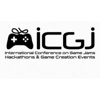 logo ICGJ - International Conference on Game Jams