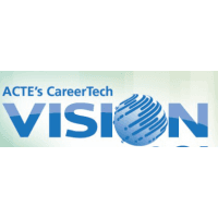 logo ACTE - Association for Career and Technical Education - CareerTech VISION and CareerTech Expo