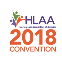 logo Hearing Loss Association of America Convention