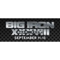 logo Big Iron Farm Show - Farm Show and Exposition