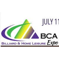 logo Billiard Congress of America's Billiard & Leisure Sports Expo
