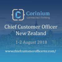 logo Chief Customer Officer New Zealand 2018