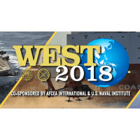 logo AFCEA/US Naval Institute Western Conference & Exposition