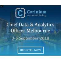 logo Chief Data and Analytics Officer Melbourne 2018