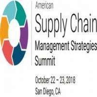 logo American Supply Chain Management Strategies Summit 2018, San Diego