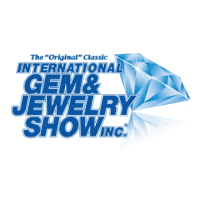logo International Gem & Jewelry Show - Las Vegas
