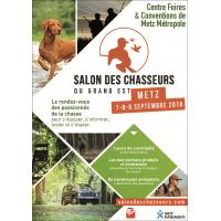 logo Salon des Chasseurs du Grand Est