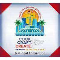 logo Cook. Craft. Create. ACF National Convention & Show