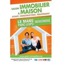 logo Salon Immobilier & Maison - Le Mans