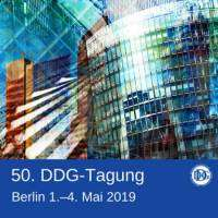 logo 50th DDG meeting