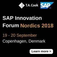 logo SAP Innovation Forum Nordics