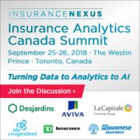 logo Insurance Analytics Canada Summit, 2018, Toronto