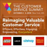 The Customer Service Summit NYC (October 4 - 5, 2018) cover