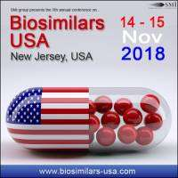 logo SMi's 5th Annual Biosimilars USA Conference